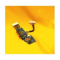 Tarjeta Conector De Bateria Para Toshiba Qosmio G25-av513 Ip
