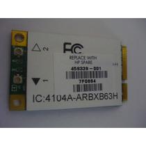 Tarjeta Wifi Hp G50 G60 Pavilion Dv5 Compaq Presario Etc