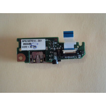 Puerto Usb Y Audio Hp Mini 110-1000 Series Cq10-100