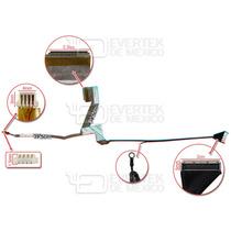 Cable Flex Nuevo Para Lcd Compaq Cq10 Hp Mini 110-1000 Serie