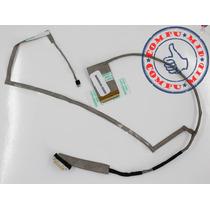 Cable Flex Lenovo G485 G580 G585 Lcd Dc02001es10