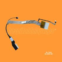 Bus De Video Cable Flex Hp Compaq Cq50 G50 50.4h507.001