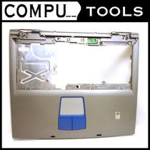 Carcasa Inferior / Mouse Dell Inspiron 1100 Azul Y Plata