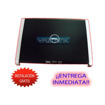 Back Cover Dell Xps M1330 Negro Carcasa Del Display De Led