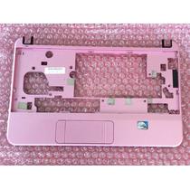 Palmrest Touchpad Hp Mini Rosa Series 110-1000 Cq10-100