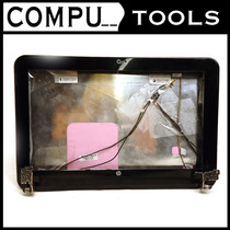 Carcasa Para Display Hp Mini 110-1000 Rosa Con Bisel