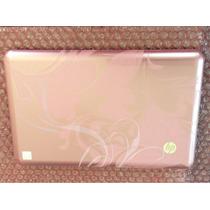 Carcasa Display Lcd Cover Webcam Hp Mini Rosa Serie 110-1000
