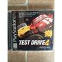 Test Drive 4 Buenas Condiciones Original!