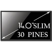 Display 14.0 Slim 30 Pines Lenovo G40-30 Lp140wh8(tp)(e1)