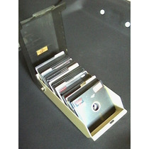 4 Porta Floppys Disks