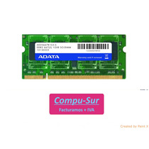 10 Memorias Ram Ddr2 1gb Laptop Kingston Adata Hynix Micron