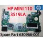 Motherboard Hp Mini 110 3519la 630966-001