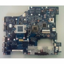 Tarjeta Motherboard Lenovo G475 G575 Pawgc La-6755p Dañada