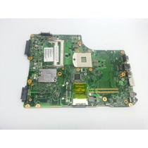 Tarjeta Madre Descompuesta Laptop Toshiba A505-s6004