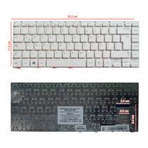 Teclado Samsung Np370r4e 370r4e-s01 370r4e 370r5e 14 Blanco