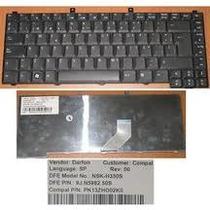 Teclado Acer Modelo 3100 Nuevo Original Negro En Español