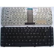 Teclado Laptop Compaq 6735b 6730b 6530b 6535b Negro