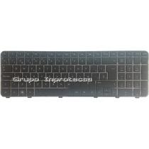 Teclado Laptop Hp Pavilion Dv6-6165la Serie Envio Gratis Dhl