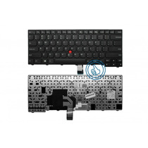 Teclado Lenovo Thinkpad T440 T440s Negro En Ingles