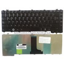 Teclado Toshiba Satellite L645 L645d L730 L735 L740 Glossy