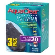 Carbón Aquaclear 20 Caja Con Tres Cargas Dvn