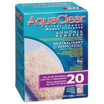 Repuesto Removedor Amoniaco Para Filtro Aquaclear 20
