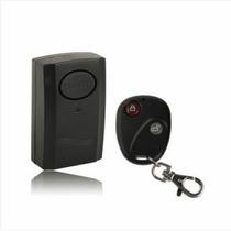 Vibrador De Alarma Con Sensores Y Control Remoto
