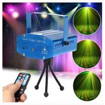 Projetor Mini Disco Dj Clube Gipsófila A Laser