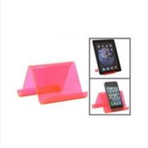 Suporte De Plástico P Ipads, Iphones, Ipods, Ebook, Tablets