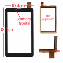Touch Tablet Stylos Tech Tab3 Mobo Mt7-411t 3g Fpc-70f2-v02
