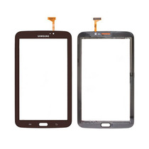Cristal Digitalizador Touch Vidrio Galaxy Tab 3 T210 Café