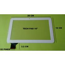 Touch Tablet 10 Tech Pad C1081hd C160259a1-drfpc160t-v1.0