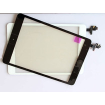 Touch Screen Ipad Mini Con Conector Ic Y Boton Home