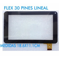 Cristal Touch Polaroid 7 Pulgadas Sl-003 86v 007 Y Mas...