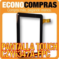 Touch Tablet China 7 Universal Flex Czy6347a-fpc 100%nuevo!