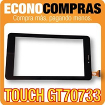 Touch Tablet China 7 Universal Flex Gt70733 100% Nuevo!!!!!