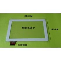 Touch 9 Tech Pad Dual C981 Hotatouch C233142a1-fpc701dr