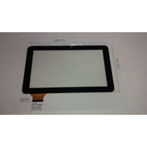 Touch Screen Techpad Dual C981 C233142a1-fpc701dr Negro