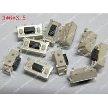 Botones Para Tablets Chinas Medida 3*6*3.5 Paquete Con 10p.