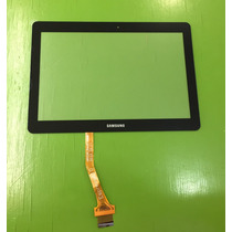 Touch Digitalizador Galaxy Tab 2 10.1 P5100 N8000 Negro
