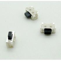 Microswitch 2x4x3.5 Mm Para Celular Y Tablet, (10 Piezas)dhl