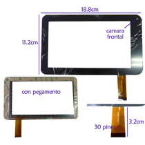 Touch Screen Tablet 7 Pulgadas China Generica Seafon