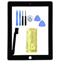 Pantalla Touch Screen Cristal Ipad 3 Y 4 100% Original