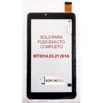 Touch Tactil Tablet Lanix Ilium 7 Flex Mt2014.03.21 261a