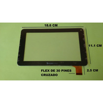 Touch Cristal Tablet China Ivew 754fpc Cyberpad Tpt-070-173