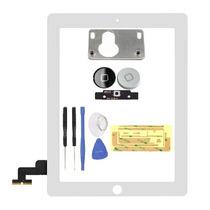 Touch Screen Digitalizador Ipad 2 Original Blanco Y Negro