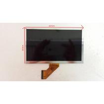 Pantalla Lcd Tablet 7 Pulgadas 50 Pines Fpc-y83510 V02 100mm
