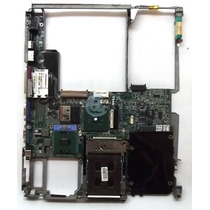 Tarjeta Madre Para Dell D600 Con Procesador