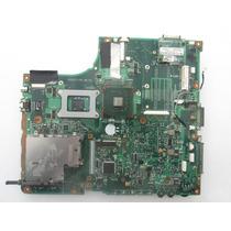 Tarjeta Madre Motherboard Toshiba A205 Con Falla Video