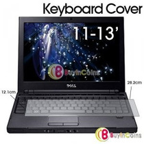 Protector De Teclado Para Laptop 11 A 13 Pulgadas